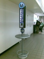 Samsung Mobile Charging Station - Los Angeles, CA